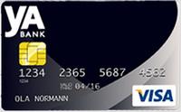 ya bank visa